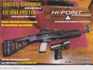 The Affordable $315 Carbine from Hi-Point Firearms