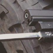 Bluntforce Mk 2 Stiletto Pistol Bayonet