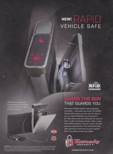A Gun Safe In Your Car