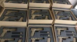 All branches of familiar set to issue Sig Sauer's M17 Modular Handgun System