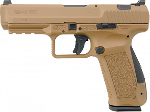 Canik expands TP9SA with Mod.2 variant