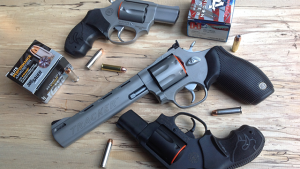 In the Market for a Reasonable .357 Magnum Revolver? Taurus Four Ways