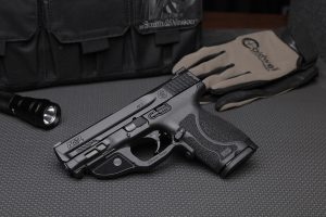 Smith & Wesson's M&P M2.0 Compact gets green laser upgrade