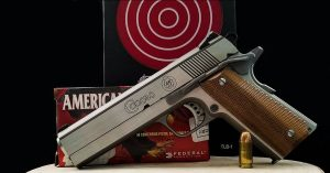 Coonan delivers new Single Action Vault pistol