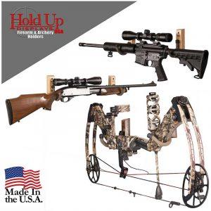 Hold Up Displays Gun Racks