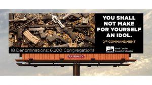 North Carolina Council of Churches Hates The Second Amendment
