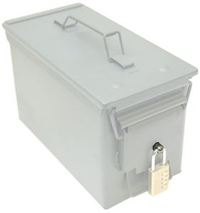 Ammo Can Locking Kit