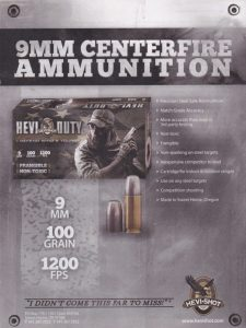 Hevi Duty Ammunition