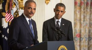 Eric Holder may run for president in 2020