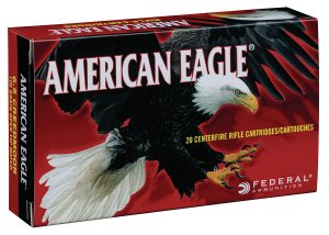 Federal Premium expands offerings on American Eagle rifle ammo series