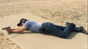 Training: Ramp up your pistol skills with rollover prone (VIDEO)