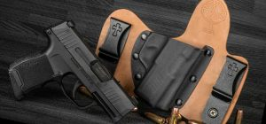 Crossbreed Holsters begins shipping Sig P365 holsters