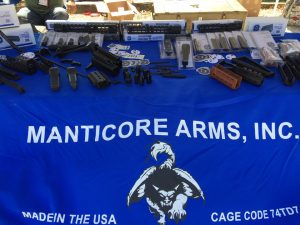 Manticore Arms wraps function, aesthetics in affordable package