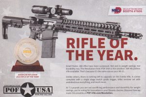 American Rifleman 2018 Rifle Of The Year