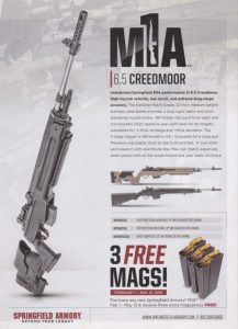 M1A Creedmoor Is Battle Ready