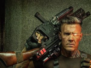 Cable's Gun From Deadpool 2