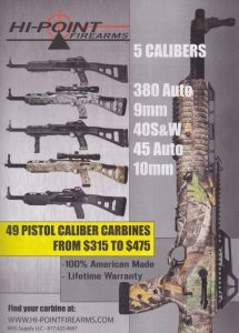 The 5 Calibers Of Hi-Point Firearms