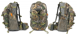 Vanguard adds Pioneer 2100RT in Realtree Xtra to hunting pack lineup