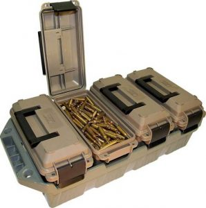 Deal Alert: MTM 4-Can Ammo Crates