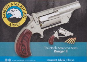 Mini Revolver Ranger II from North American Arms
