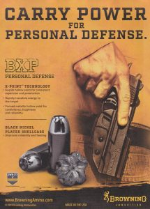 BXP by Browning: Designed For Greater Penetration