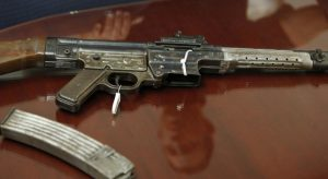 City saves history by turning over rare StG 44 to Navy museum system (PHOTOS)