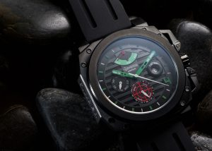 Morpheus Watches offers sniper themed automatic watches