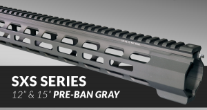 Samson Manufacturing releases new finish for M-LOK SXS Series