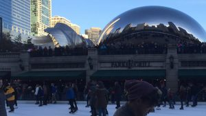 Artist sues NRA for using Chicago's famous bean sculpture in video