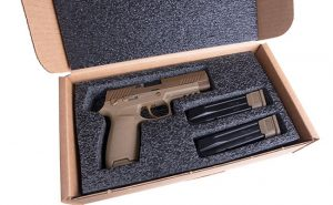 SIG SAUER Releases 5,000 M17-Commemorative U.S. Army Service Pistols
