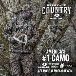 Mossy Oak Break-Up Country Featured at QDMA's 30th Anniversary National Convention