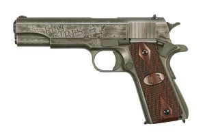 "Thompson Auto-Ordnance Offers Custom ""Fly Girls"" 1911"