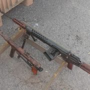 Israeli Weapons Amnesty Turns up Early .303 Dror Variant