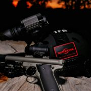 FRIDAY NIGHT LIGHTS: SureFire X400V Light, IR Laser & IR Illuminator