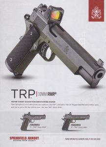TRP 10mm With Trijicon Sight