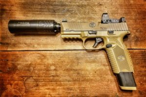 Gun Review: FN 509 Tactical 9mm Pistol