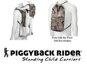 Piggyback Rider Now Offering Limited-Edition Model in Mossy Oak Break-Up Country