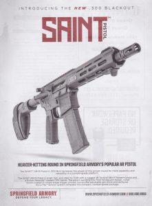 Saint AR Pistol
