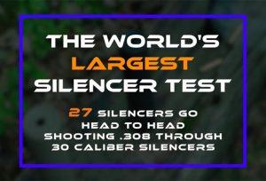 Largest 30 Caliber Silencer Testing Event Ever