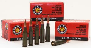Century Arms debuts new additions to Red Army Standard Ammo line