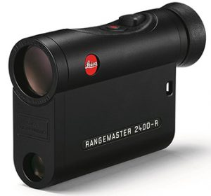 Leica debuts new Rangemaster CRF 2400-R laser rangefinder