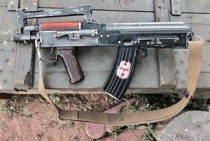 An AK bullpup pistol inspired by a bit of Russian thunder (PHOTOS)
