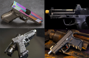 Tricked out carry guns and the rise of customization