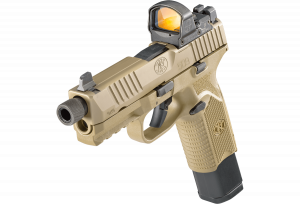 FN expands 509 series, launches FN 509 Tactical pistol (PHOTOS)