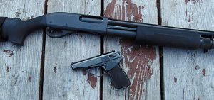 Gun Review: Top five weapons for home defense situations