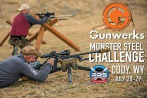 Gunwerks hosts first Precision Rifle Series Match, Monster Steel Challenge