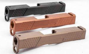 New colors appear on Grey Ghost Precision SPG43 slides