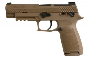 Sig Sauer introduces commercial version of U.S. Army's M17