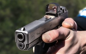UTG delivers new optic in the 4.0 MOA Reflex Micro Dot