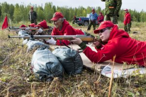 A close-up of the Canadian Rangers' new rifle: The C19 (VIDEO)